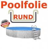 5,00 x 1,20 m x 0,8 mm Poolfolie Sandfarben Einhängebiese Sand