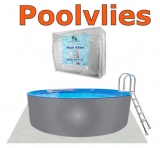 7,0 Pool Vlies für Pools bis 7,3 m