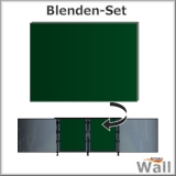 Germany-Pools Wall Blende C Tiefe 1,25 m Edition Lima