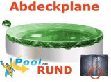 Pool Abdeckplane 7,30 m Abdeckung Plane Winter