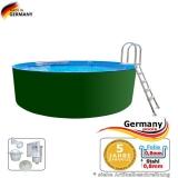 Swimmingpool 400 x 125 cm