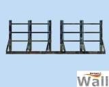 Ovalpool freistehend 7,40 x 3,50 m Germany-Pools Wall