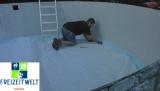 7,0 Pool Hohlkehle bis 8,0 m Rundpool
