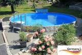 Schwimmbecken 6,0 x 1,35 Set